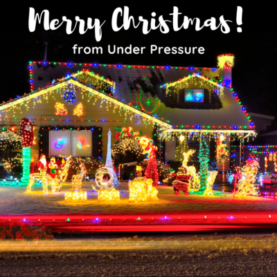 Merry Christmas from Under Pressure